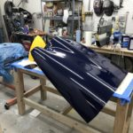 Fixing and Painting the Cowling